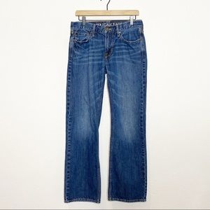 AE Medium Wash Original Boot Cut Jeans